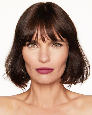 Charlotte Tilbury Hot Lips Secret Salma Model 7