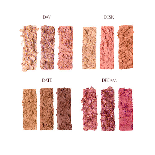 Pillow Talk Instant Eye Palette Swatch