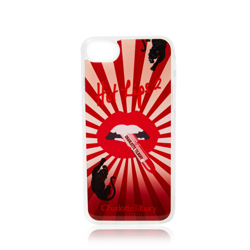 HOT LIPS 2.0 IPHONE 8 CASE - PANTHER