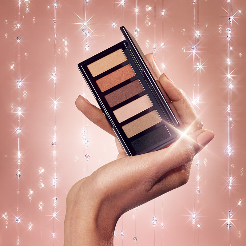 The Super Nudes easy Eye Palette nude eyeshadow palette