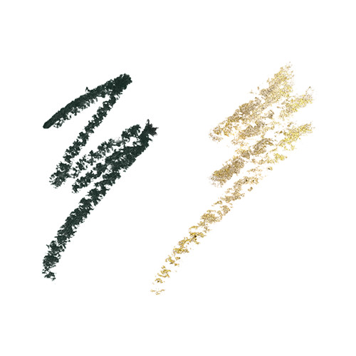 Green Lights Eyeliner Swatch