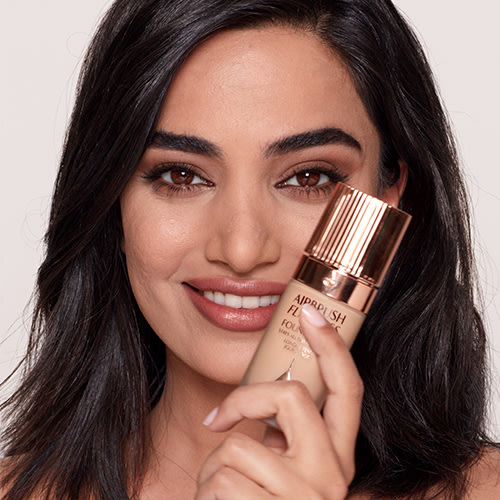 How To Apply Foundation Flawlessly Charlotte Tilbury Foundation