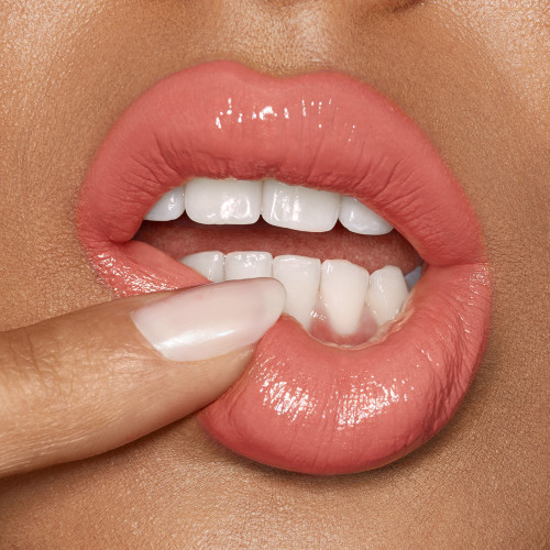 Latex Love Lipgloss In Cannes Tropez | Charlotte Tilbury