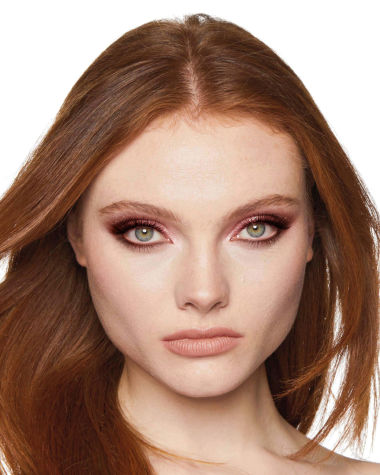 Charlotte Tilbury Luxury Palette Celestrial Eyes Model 1