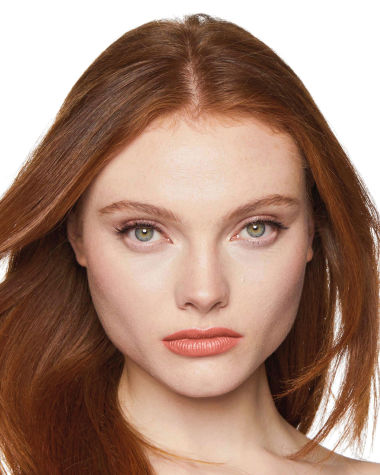 Charlotte Tilbury KISSING Stoned Rose Model 1