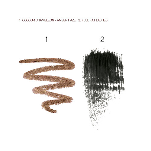 The Bombshell Eye Kit Swatch