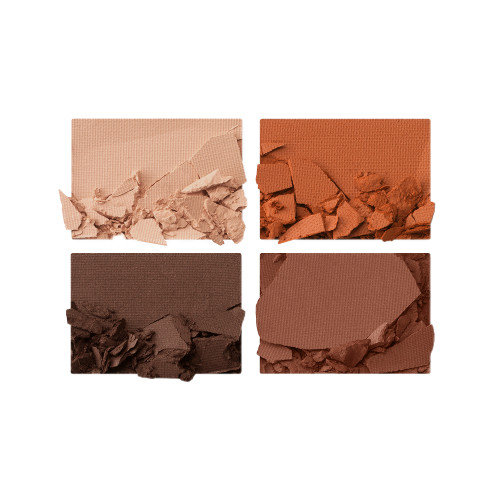 Desert Haze Luxury Palette Swatch Shot