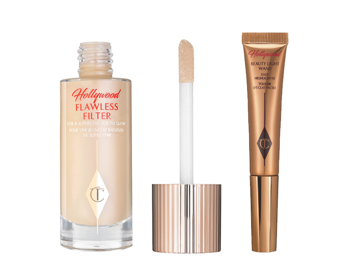 hollywood flawless filter and beauty light wand