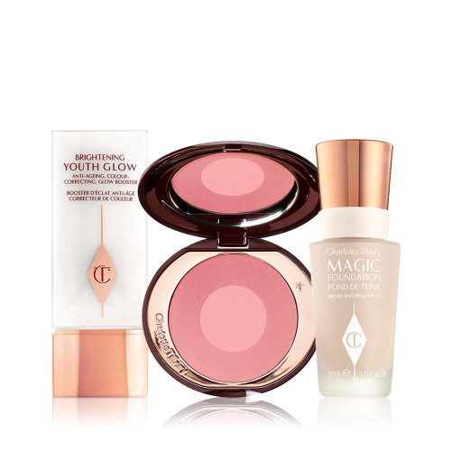 Charlotte's Magic Blush & Glow Complexion Kit