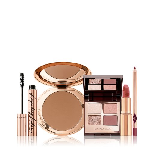 Pretty Sun-kissed Beauty Kit Pack Shot