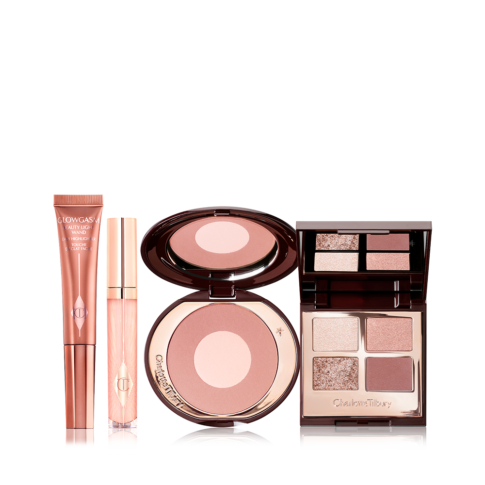 Save 25 Glowing Eye Lip Cheek Makeup Kit Charlotte Tilbury