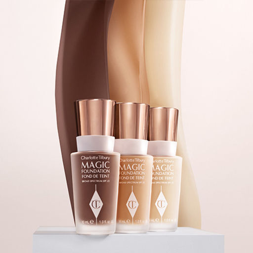 Magic Foundation Bottle