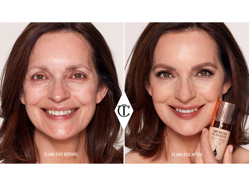 aAirbrush Flawless Foundation Mature Skin