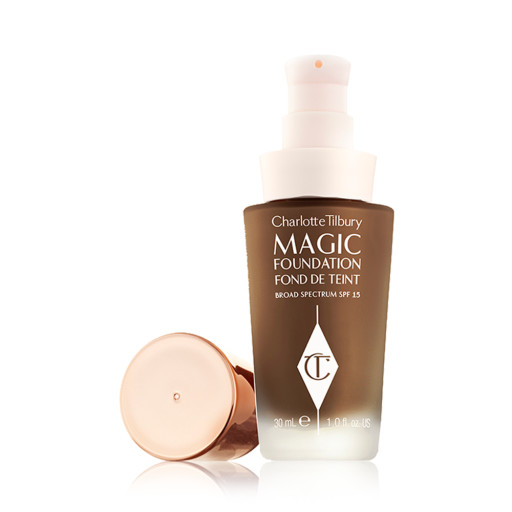 CHARLOTTE TILBURY-MAGIC FOUNDATION-LID OFF#11.5