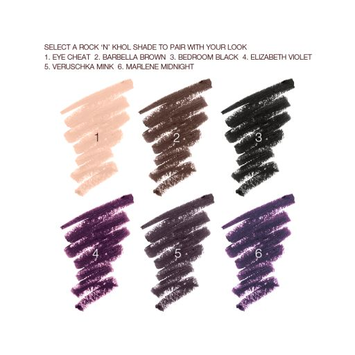 Sultry Smokey Eye Kit Swatches