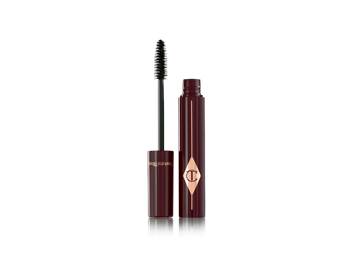 full fat lashes mascara glossy black