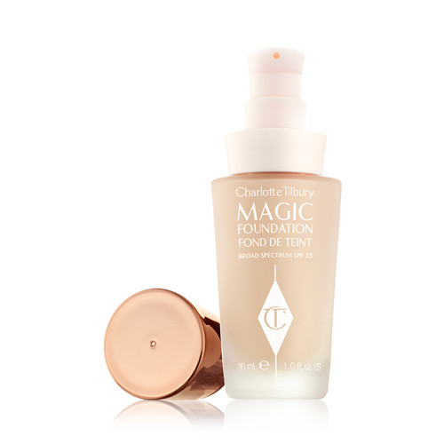 CHARLOTTE TILBURY-MAGIC FOUNDATION-LID OFF#5