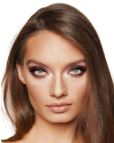Instant Look Gorgeous Glowing Beauty Model 9 R5