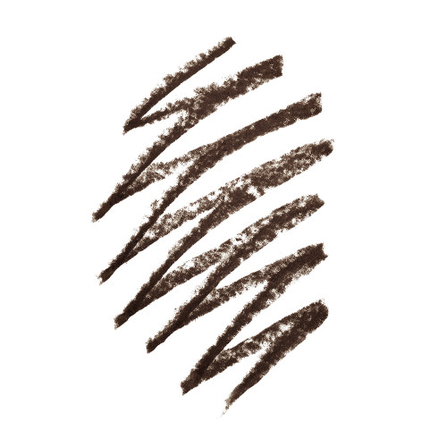 Black Brown Brow Cheat Swatch