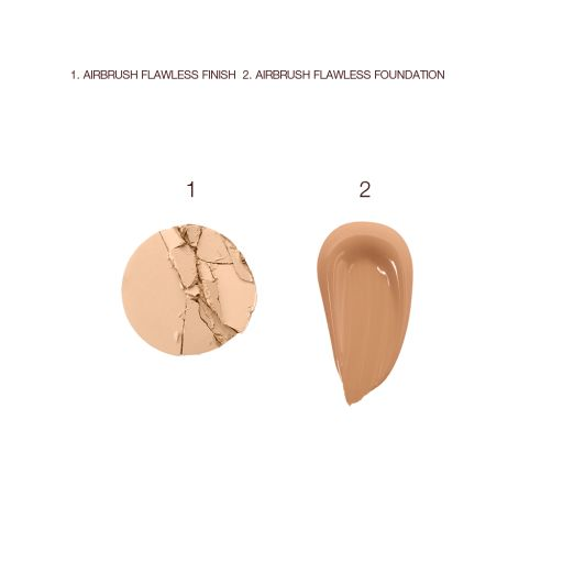 Flawless Poreless Skin Secrets Swatch