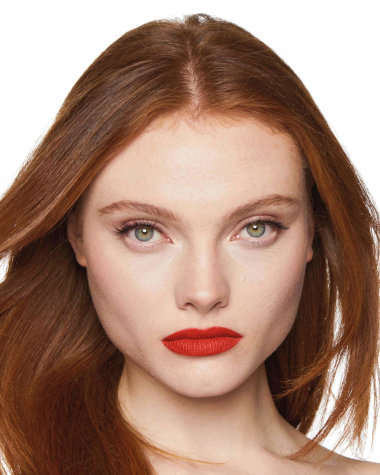 Charlotte Tilbury Hot Lips 2 Red Hot Susan Model 1