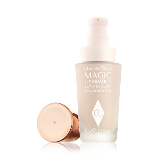 CHARLOTTE TILBURY-MAGIC FOUNDATION-LID OFF#1