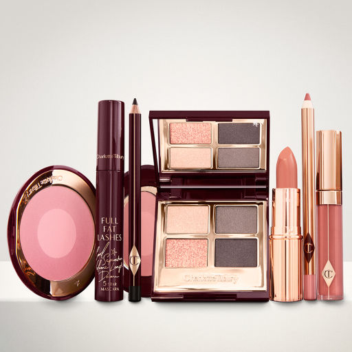 The Uptown Girl light, fair and medium Look