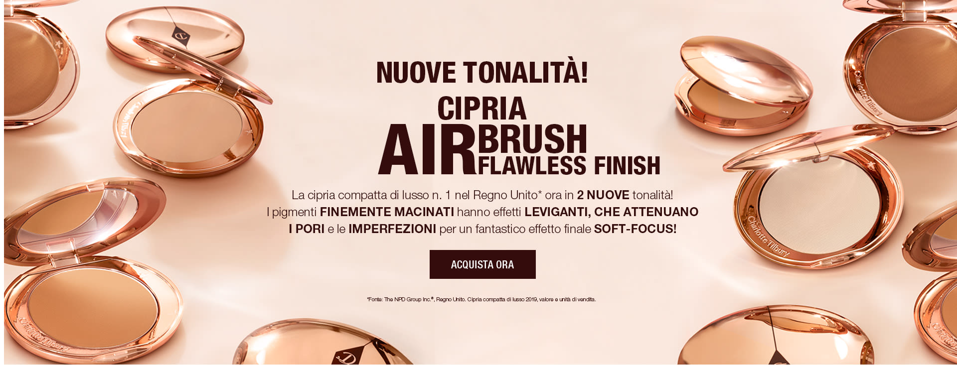 Airbrush Flawless Finish shade extension hero IT