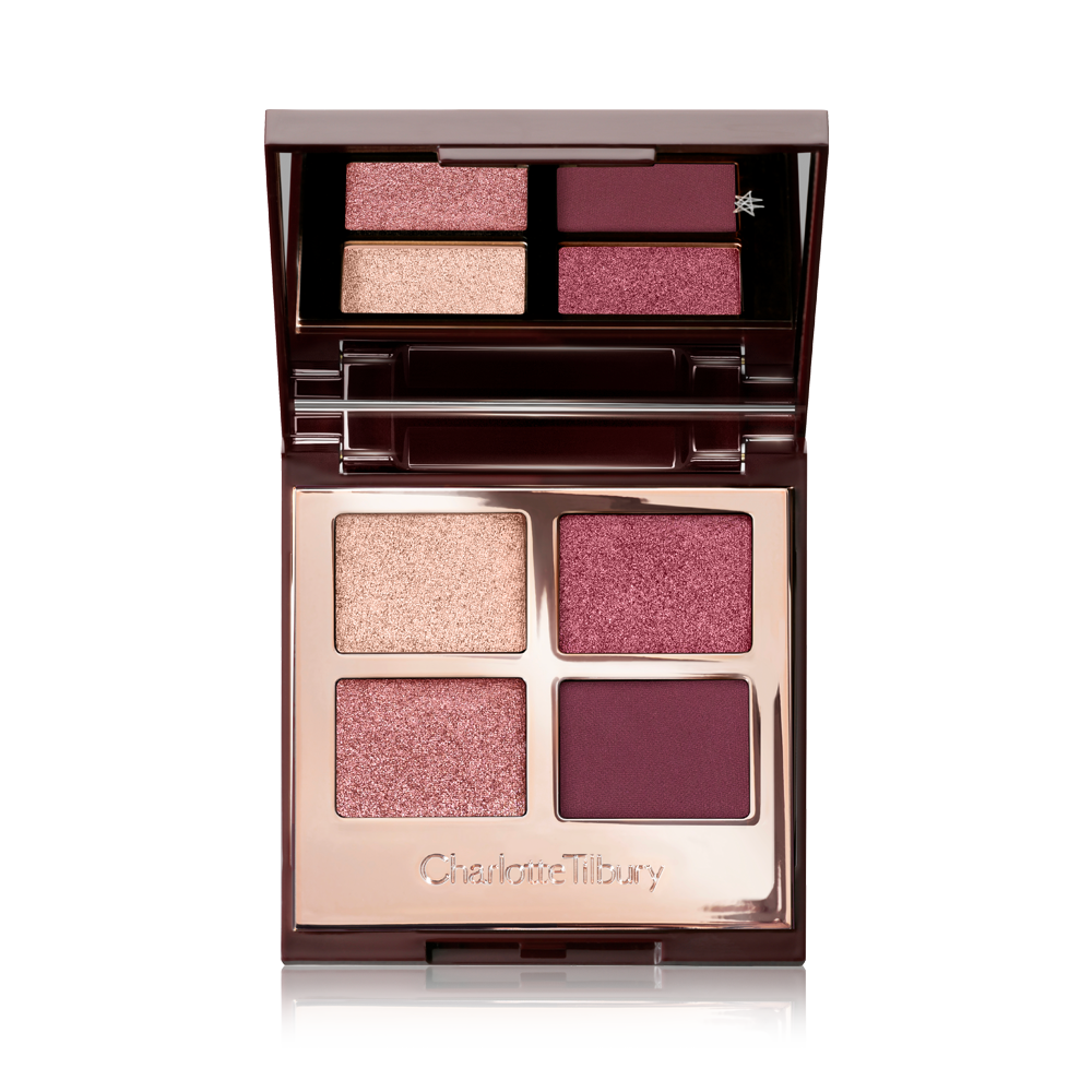 Luxury Palette Mesmerising Maroon Open Pack Shot