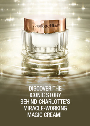 Discover the Story Behind Charlotte's Iconic Magic Cream