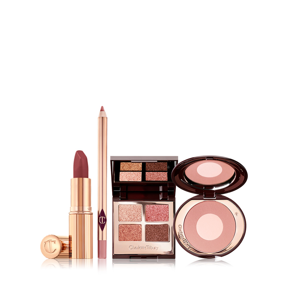 Save a magical 11% on this dreamy makeup set