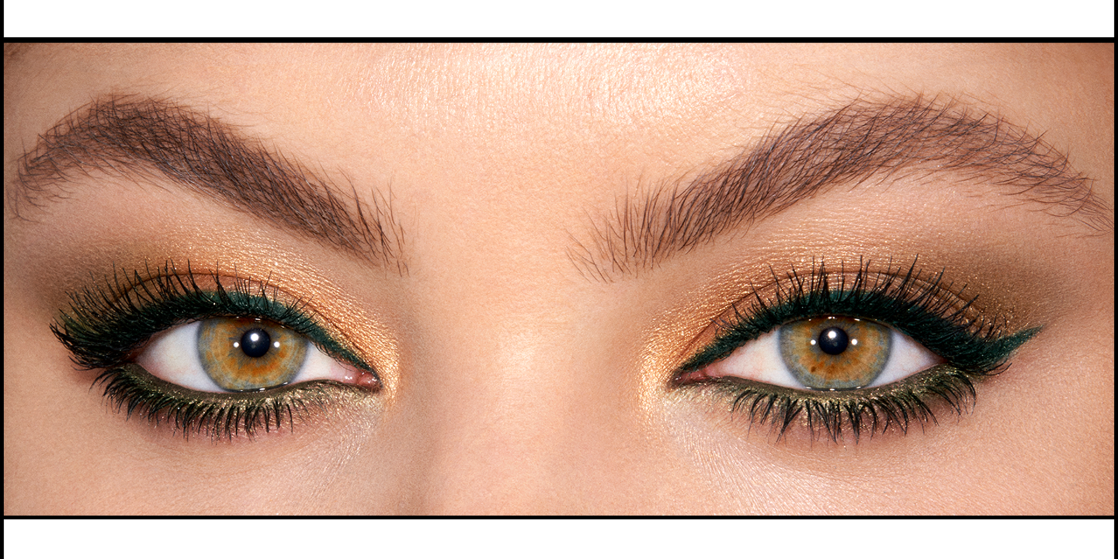Hazel Eye Makeup PLP