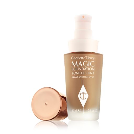 CHARLOTTE TILBURY-MAGIC FOUNDATION-LID OFF#9