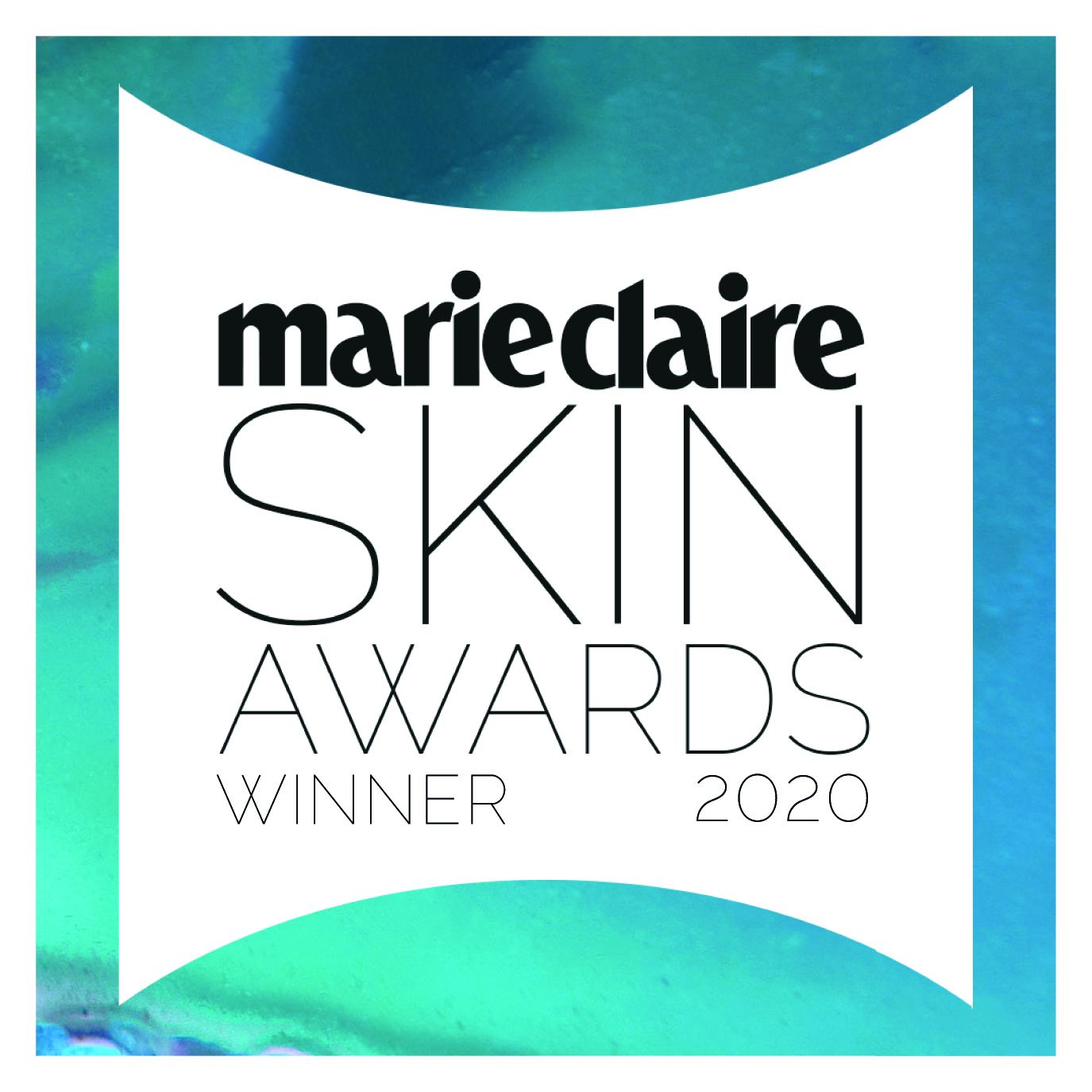 MARIE CLAIRE SKIN AWARDS 2020