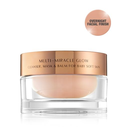 Multi Miracle glow with award