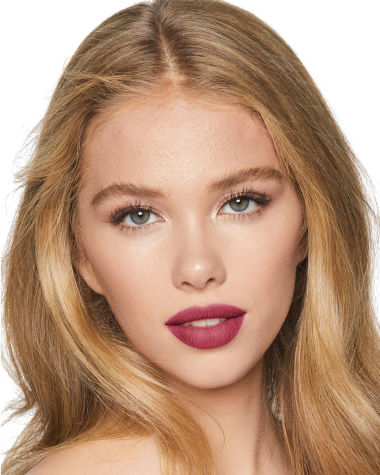Charlotte Tilbury Hot Lips Secret Salma Model 5