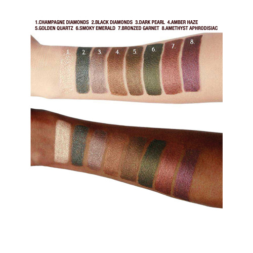 COLOUR CHAMELEON ARM SWATCHES