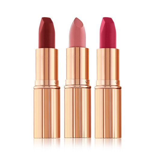 Your Lip Service Trio of lipsticks Pack Shot