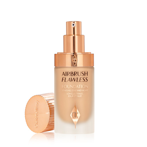Airbrush Flawless Foundation 7.5 neutral open with lid Packshot