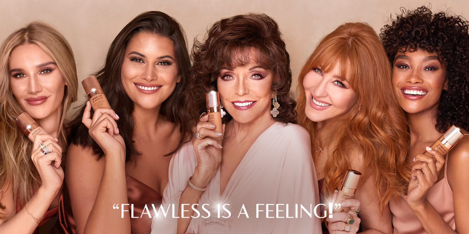 Airbrush Flawless Finish Foundation Models