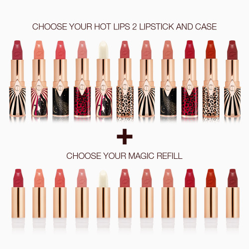 Hot Lips 2.0 refill bundle