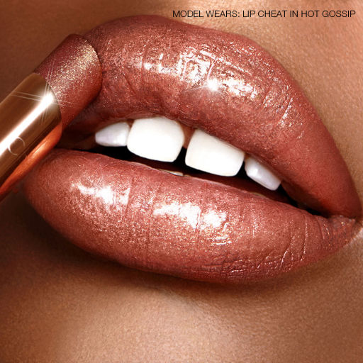 Pillow Talk Diamonds Lucky Diamonds lipstick Deep Model