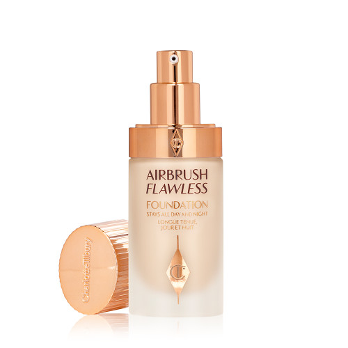 Airbrush Flawless Foundation 2 neutral open with lid Packshot