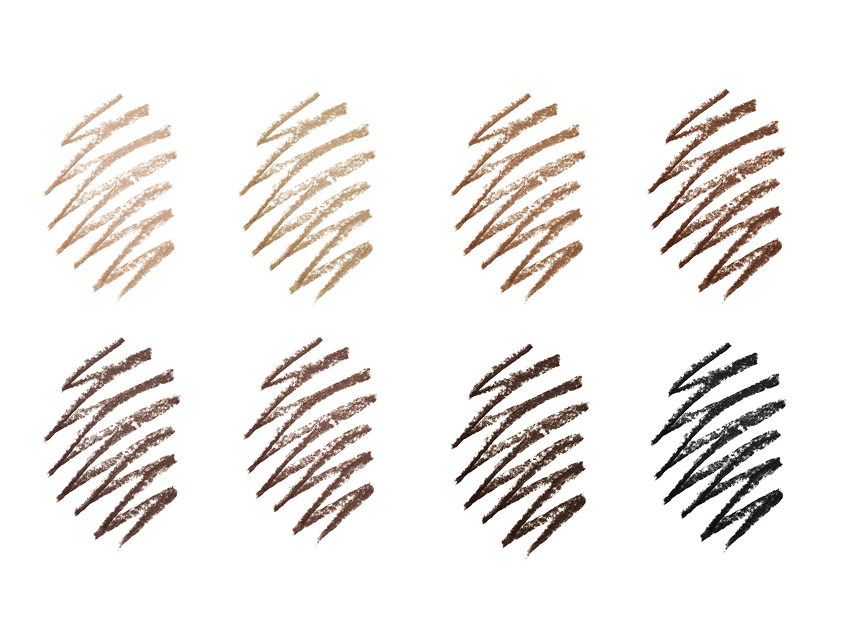 4x3 Brow Cheat 8 Swatches