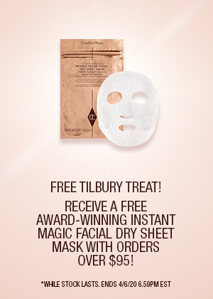 Free Instant Magic Facial Sheet Mask