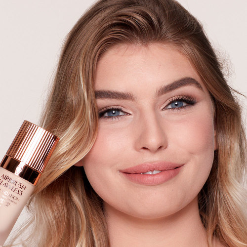 Airbrush Flawless Foundation 3 cool model