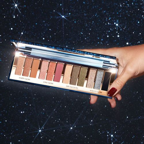 Instant Eye Palette Open with Model Holding