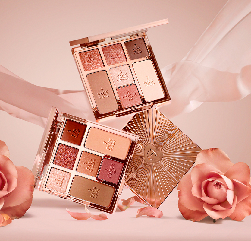 INSTANT LOOK OF LOVE IN A PALETTE Look of Love Collection