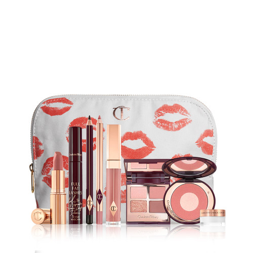 Makeup Look The Pillow Talk Charlotte Tilbury