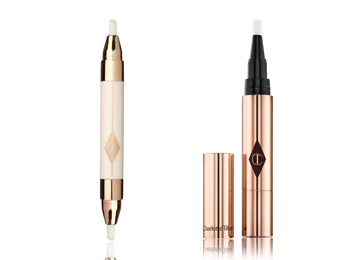 the retoucher and the mini miracle eye wand